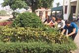"""Phụ nữ thị trấn Lâm Thao thực hiện công tác bình đẳng gới thông qua xây dựng gia đình """"5 không, 3 sạch"""""""