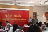 Quảng Ninh: Tập huấn kỹ thuật triển khai xây dựng mô hình thí điểm về phòng chống tệ nạn mại dâm