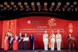Tập đoàn Vàng bạc Đá quý DOJI kỷ niệm 25 năm thành lập và đón nhận Huân chương Lao động hạng Nhất