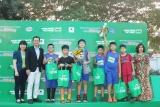 Vòng Chung kết Giải bóng rổ học sinh tiểu học Hà Nội lần thứ XIII đã tìm ra nhà vô địch