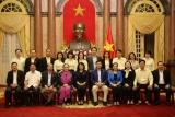 Phó Chủ tịch nước Đặng Thị Ngọc Thịnh   chủ trì họp Hội đồng Bảo trợ Quỹ Bảo trợ trẻ em Việt Nam