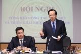 Bộ trưởng Đào Ngọc Dung: Gắn xuất khẩu lao động với dạy nghề và việc làm