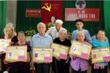 Trên 1,7 triệu người cao tuổi được hưởng trợ cấp xã hội hàng tháng