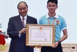 Chàng trai 22 tuổi giành Huy chương Bạc kỳ thi Tay nghề thế giới tự hào khi học nghề cơ khí