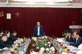 Bộ trưởng Đào Ngọc Dung: Xây dựng thể chế là nhiệm vụ hàng đầu của ngành