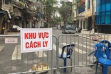 Dịch Covid-19: Hà Nội hỗ trợ 100.000đ/người/ngày kể cả cách ly tại nhà