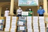 ChildFund Việt Nam hỗ trợ trẻ em các tỉnh miền núi phía Bắc phòng chống dịch COVID-19