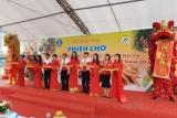 Phiên chợ quảng bá, tiêu thụ vải thiều Thanh Hà tại Hà Nội