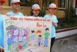 Giảm thiểu bạo lực trẻ em -  bắt đầu từ chính mỗi gia đình