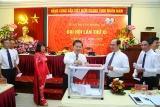 Đại hội Đảng bộ Văn phòng Bộ lao động – Thương binh và Xã hội bầu 11 đồng chí vào Ban Chấp hành