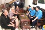 Hải Phòng: Thăm hỏi, động viên gia đình nạn nhân bị tai nạn lao động