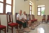 Trung tâm điều dưỡng người có công Kim Bôi chú trọng xây dựng cảnh quan, môi trường điều dưỡng xanh - sạch - đẹp