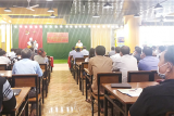 Hội nghị Tuyên truyền phổ biến pháp luật về bình đẳng giới tại huyện Mộc Châu