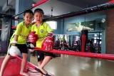 Những lò luyện võ tại Sơn La thu hút các em học sinh