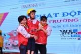 Prudential Việt Nam hành động vì sự an toàn của trẻ em