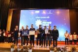 """Vòng chung kết và triển lãm Cuộc thi  """"Công nghệ trí tuệ canon chie-tech"""" 2020"""