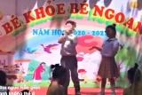 Trẻ mầm non hát 'địa ngục trần gian' trên sân khấu thi bé khỏe, bé ngoan, nhà trường nói gì?
