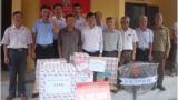 Hội Nông dân huyện Xuân Trường tổ chức bàn giao nhà tình thương cho hội viên
