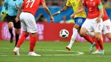 Brazil ra quân tệ nhất ở World Cup sau 40 năm