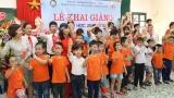 Trường PTCS Dân lập dạy trẻ câm điếc Hà Nội khai giảng năm học mới