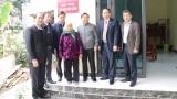 Bộ Lao động - TBXH trao nhà tình nghĩa cho người có công tỉnh Tuyên Quang