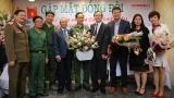 """""""Gặp mặt đồng đội"""" nhân kỷ niệm 40 năm cuộc chiến đấu bảo vệ biên giới phía Bắc"""