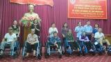 Phú Thọ trao tặng 520 xe lăn cho người khuyết tật