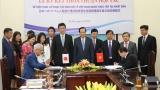 Ký kết thỏa thuận hợp tác phái cử thực tập sinh hộ lý Việt Nam sang Osaka (Nhật Bản)