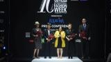 Aquafina Tuần lễ Thời trang Quốc tế Việt Nam Thu Đông 2019 -  10 năm một hành trình