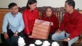 Tết của Mẹ Việt Nam anh hùng Bùi Thị Mận