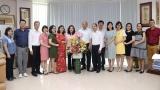 Thứ trưởng Nguyễn Thị Hà chúc mừng Tạp chí Lao động và Xã hội nhân Ngày Báo chí cách mạng Việt Nam