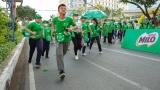 Ngày hội đi bộ do Nestlé MILO tổ chức lần đầu tiên diễn ra tại Cần Thơ