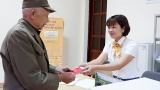 Thực hiện chi trả trợ cấp ưu đãi người có công qua Bưu điện