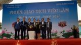 Hơn 1.200 chỉ tiêu tuyển dụng, tuyển sinh tại Phiên giao dịch việc làm lưu động quận Tây Hồ năm 2020