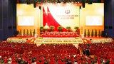 Thông cáo báo chí ngày làm việc thứ hai Đại hội Đại biểu toàn quốc lần thứ XIII của Đảng
