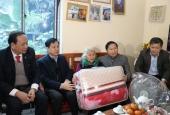 Bộ LĐTB&XH tặng quà đối tượng chính sách, người có công Tuyên Quang