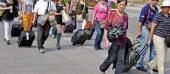 Du khách Trung Quốc nườm nượp đến Việt Nam