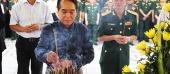 Thừa Thiên Huế tổ chức lễ truy điệu, an táng hài cốt liệt sĩ quân tình nguyện và chuyên gia Việt Nam hy sinh tại Lào