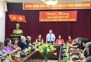 Thứ trưởng Lê Tấn Dũng tiếp đoàn nữ cán bộ Vĩnh Long