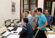 Đồng bộ và gắn kết giữa tin học với hành chính văn phòng