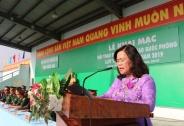 Đồng Nai khai mạc Hội thao thể dục thể thao Quốc phòng Lực lượng vũ trang năm 2019