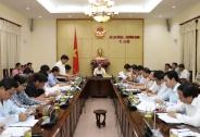 Bộ trưởng Đào Ngọc Dung: Tăng tốc bứt phá và không hạ bất cứ chỉ tiêu nào