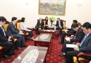Đẩy mạnh quan hệ lao động hài hòa tại các doanh nghiệp có vốn đầu tư của Hàn Quốc tại Việt Nam