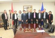 Đoàn công tác Tạp chí Lao động và Xã hội  thăm và làm việc với Ban Quản lý lao động, Đại sứ quán Việt Nam tại Nhật Bản và Công ty Takara