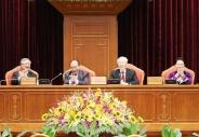 Hội nghị Trung ương 10 thảo luận các đề cương Văn kiện trình Đại hội XIII của Đảng