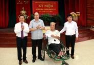Nghĩa tình ở Trung tâm Điều dưỡng thương binh Thuận Thành