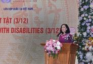 Lễ kỷ niệm Ngày quốc tế người khuyết tật (03/12)