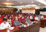 Đảng ủy Bộ Lao động - TBXH tổ chức hội nghị thông tin chuyên đề quý III