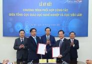 Bộ trưởng Đào Ngọc Dung: Thực hiện đồng bộ gắn kết công tác đào tạo với thị trường lao động