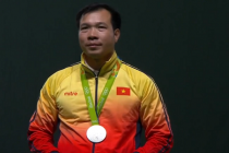 Hoàng Xuân Vinh được Chủ tịch nước tặng Huân chương Lao động hạng Nhất